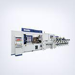 Linear shaft machines / end-working machines